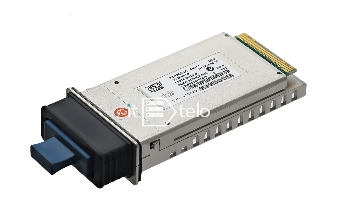 Трансивер Cisco X2-10GB-LR/X2-10GB-LRM