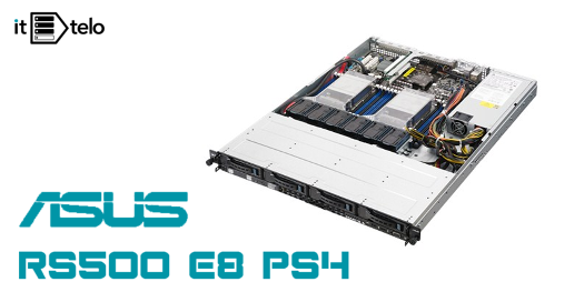 ASUS RS500 E8 PS4