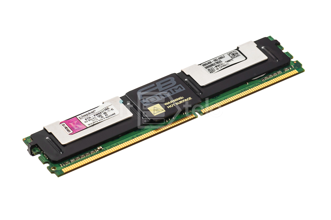 Kingston 8gb DIMM Registered DDR2 667 МГц