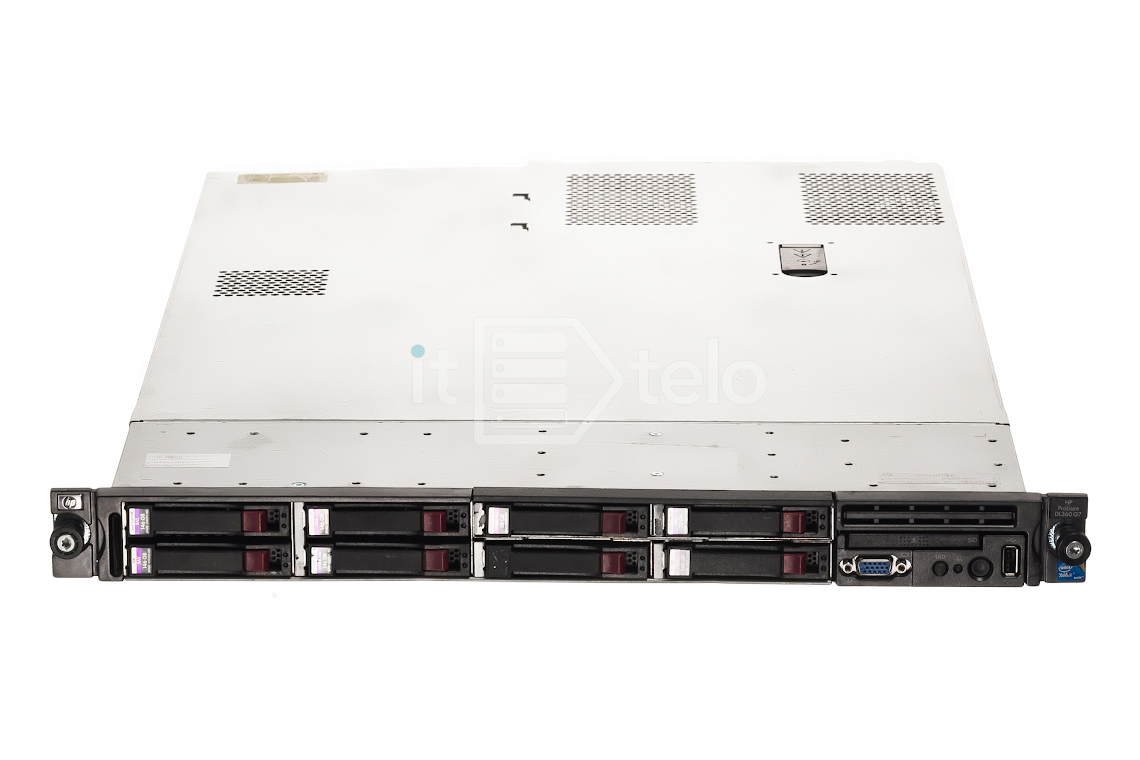 Сервер HP Proliant DL360 Gen7