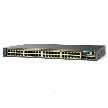 Коммутатор Cisco Catalyst WS-C2960S-48FPD-L