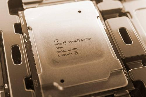 Процессор Intel Xeon Bronze 3106 Processor OEM 11 MB Caсhe 1,70 GHz 8 ядер