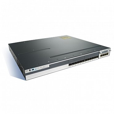 Коммутатор Cisco Catalyst WS-C3750X-12S-S