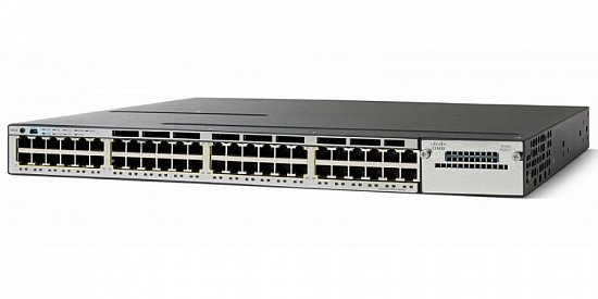 Коммутатор Cisco WS-C3750G-48PS-S